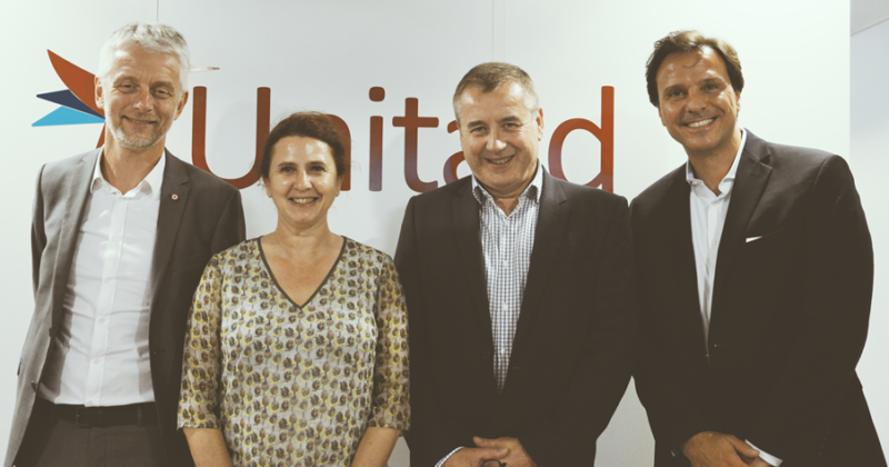 Members of parliament visit Unitaid
