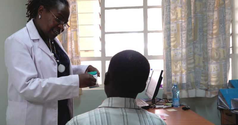 Image result for people living with hiv Kenya