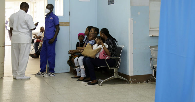 Maputo-TB Julio Dengucho/Unitaid